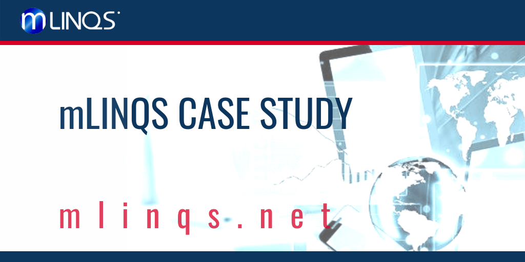 Case Study: mLINQS Relocation Management System at a Federal Agency