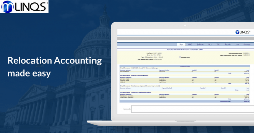federal Relocation Software and Relocation Accounting Solution