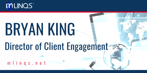 bryan king director of client engagement