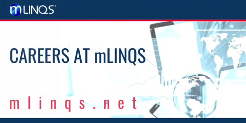 careers at mLINQS
